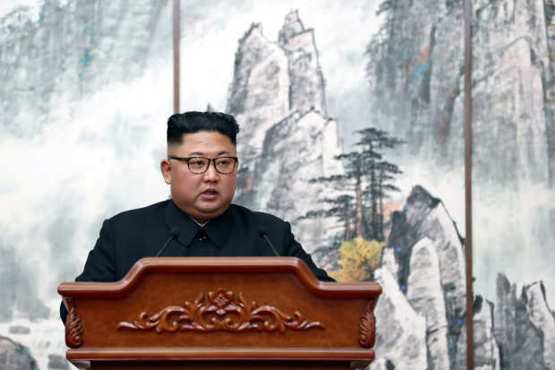 N.Korea's Kim to allow international inspections in bid to revive nuclear talks