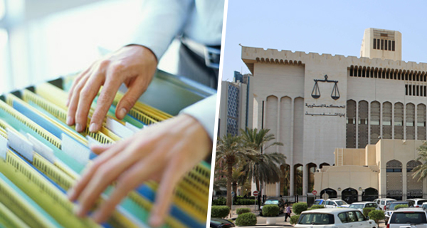 Five lawyers jailed over loss of court files