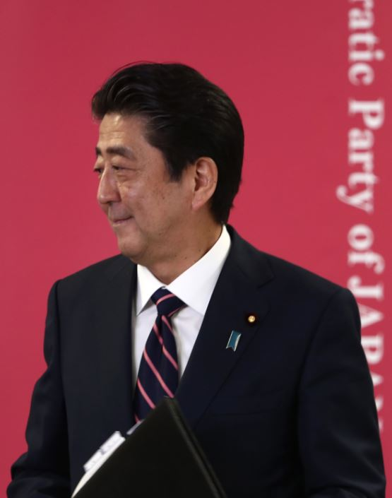 Shinzo Abe re-elected as LDP head, may become Japan's longest-serving PM