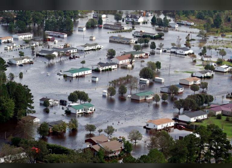 Flooding expected to worsen as Florence passes through Carolinas