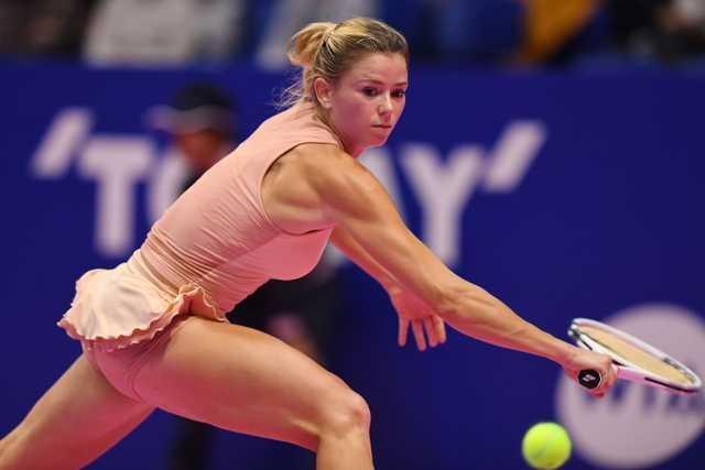 Wozniacki falls to gutsy Giorgi