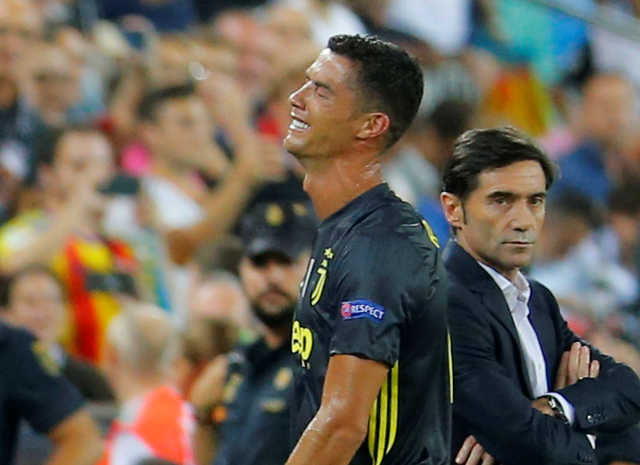 Red card may hit Ronaldo's Ballon d'Or chances