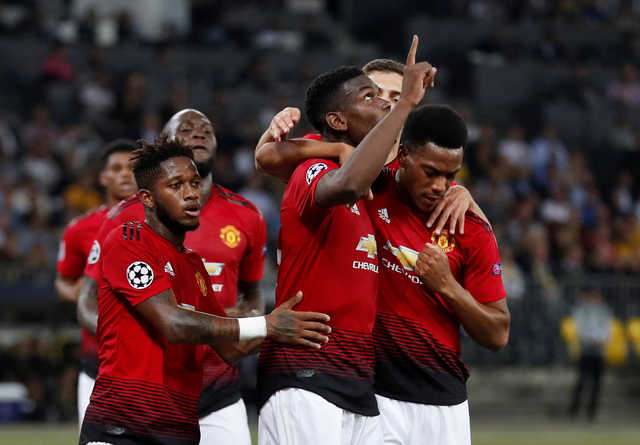 Pogba's heroics lift United spirits