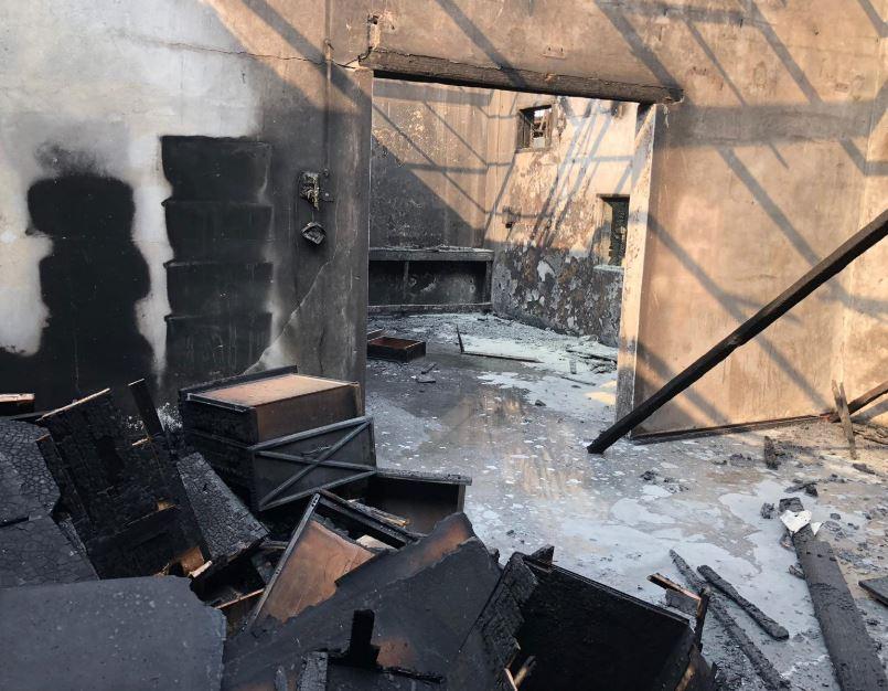 Fire breaks out at warehouse in Bilad Al Qadeem