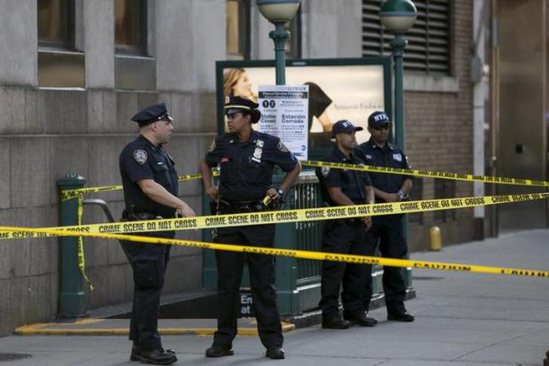 Five shot, including a girl, 8, in Syracuse, New York - police