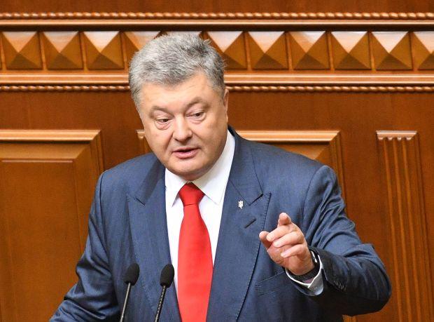 Ukrainian leader Poroshenko suing BBC for libel says lawyer