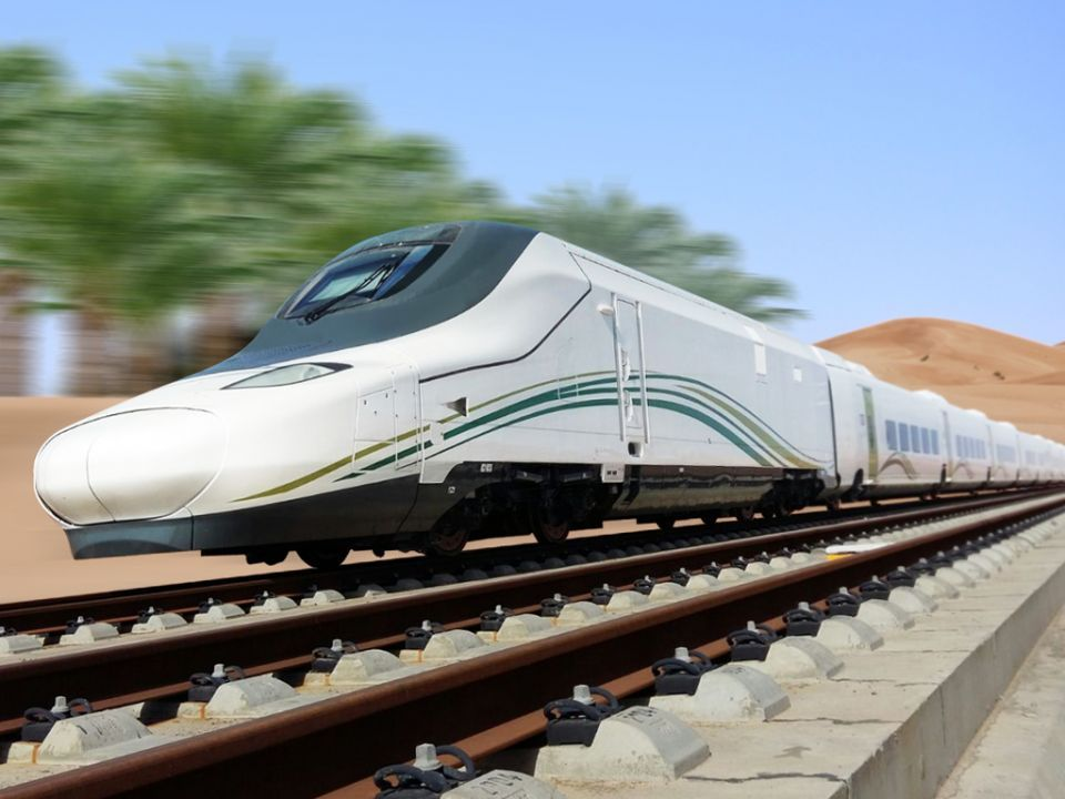Al-Haraimain train to start commercial operations in October