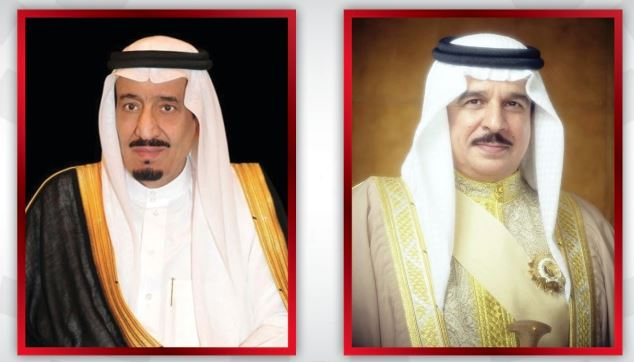 His Majesty congratulates Saudi monarch on National Day