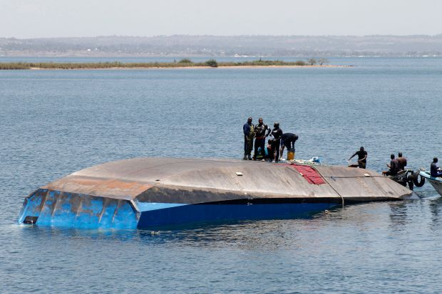 Tanzania ferry disaster toll passes 200