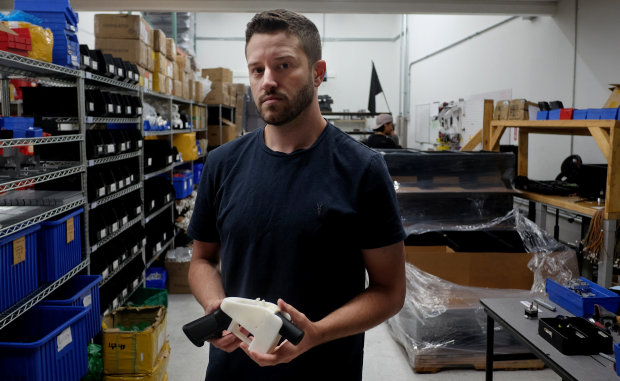 Texan running 3-D printed guns company sent back to US by Taiwan authorities