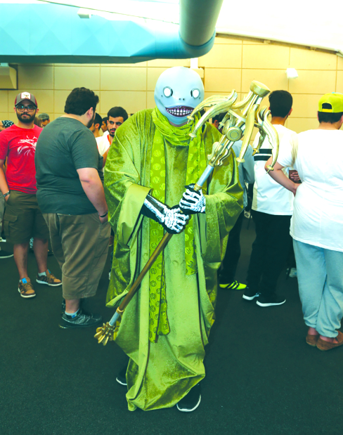 Animania treat for gaming fans at BIC from Friday