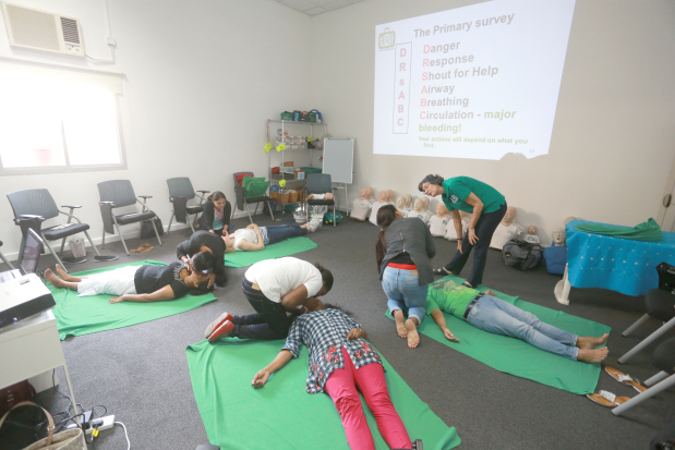 First-aid training for nannies 'vital' in case of emergencies