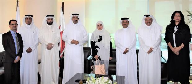 Top Noga role for Bahraini woman