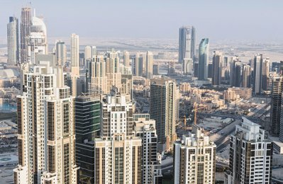 Dubai real estate transactions top $35bn in 8 months