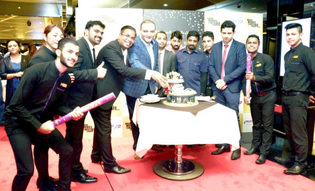 """<p><em>Company officials and employees during a celebration marking the two-year anniversary</em></p> <p>Mukta A2 cinema has celebrated its second anniversary in Bahrain.</p> <div>The India-based group started its venture in Bahrain in September of 2016 in Juffair, with a goal to provide premium non-stop movie and entertainment services.</div> <div></div> <div>""""The last two years have been really exciting and special,"""" said Mukta A2 Cinemas Middle East chief operating officer Akshay Bajaj.</div> <div></div> <div>""""Since we opened the cinema in September of 2016, we were determined to create a brand that understands the needs of audiences.""""</div>"""