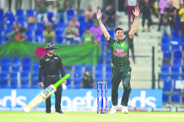 ASIA CUP: Bangladesh notch sensational win over Afghanistan