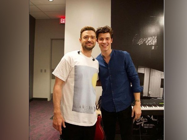 Justin Timberlake, Shawn Mendes create magic on stage