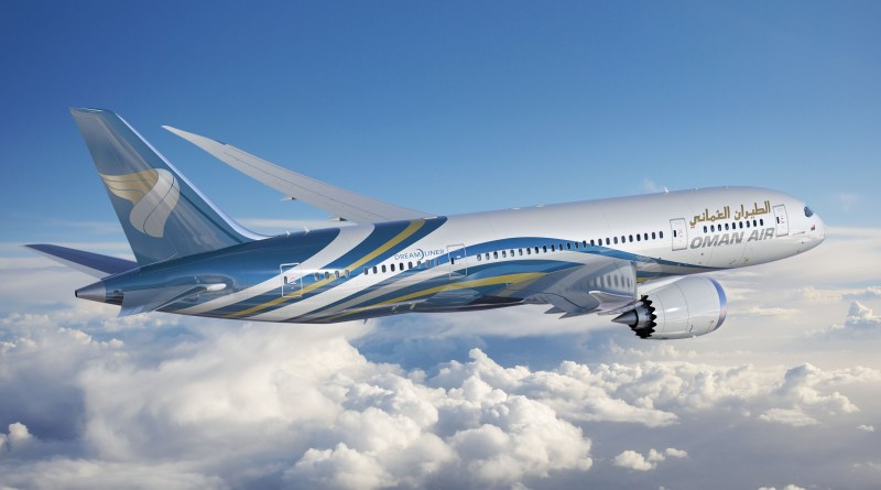 Oman Air rated among five safest airlines in the world