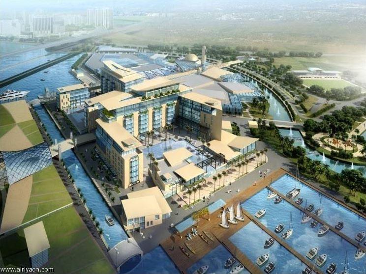 Landmark King Abdulla Centre to open in 2020