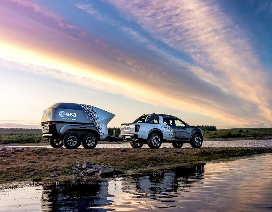 Nissan unveils exciting new pickup concept at Hannover Motor Show