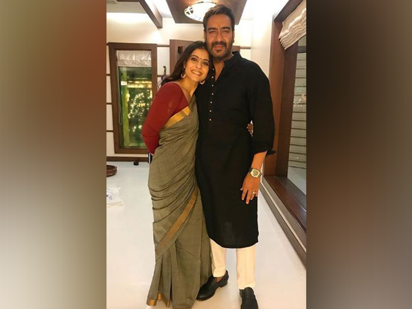 Kajol to Ajay: No entry for your pranks at home