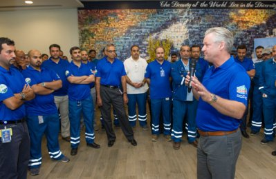 Equate Group achieves safety milestone