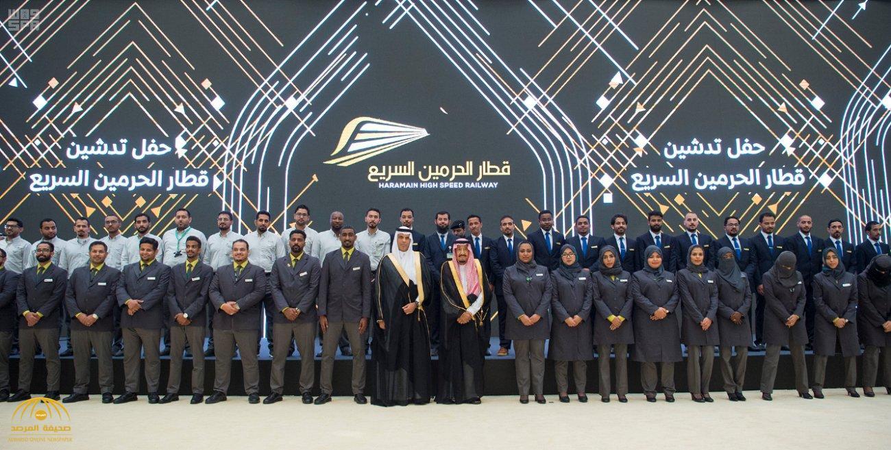 PHOTOS: Saudi King inaugurates Haramain High-Speed Railway