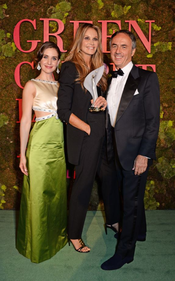 PHOTOS: Chopard partner of Italy's second Green Carpet Fashion Awards