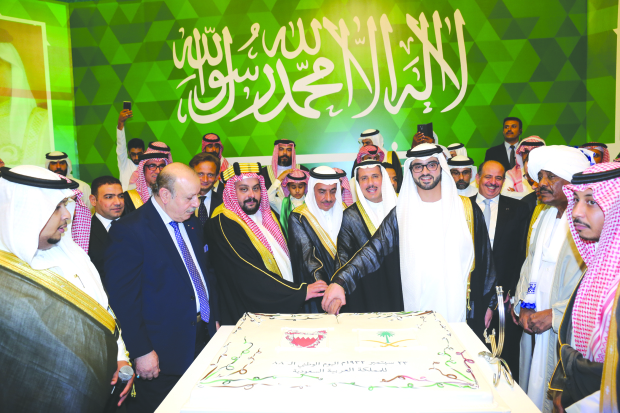Photo Gallery: Celebrations mark Saudi National Day