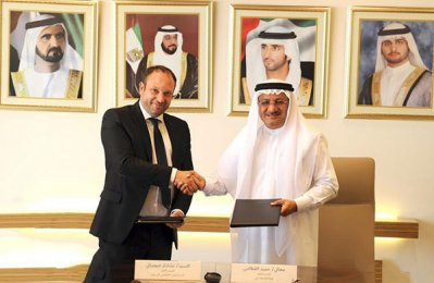 DHA signs training deal with French hospital