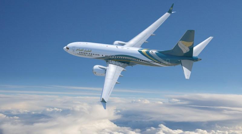 Oman Air to receive 4th 737 MAX 8