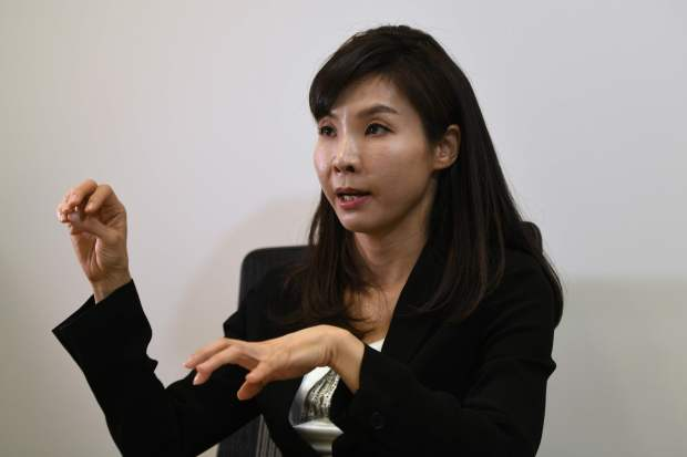 South Korea's quiet #MeToo trailblazer embraces tough fight