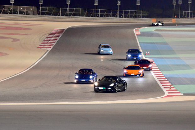 BIC ready for Open Track Night action