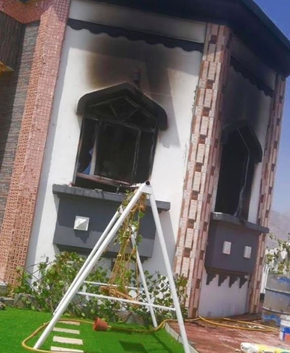 Eight kids among ten Omanis from the same family died in yesterday's blaze