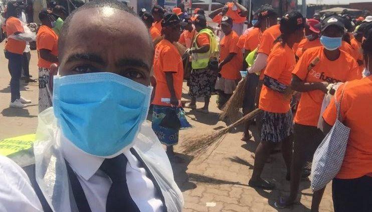 Oman embassy warns of a cholera outbreak in Zimbabwe
