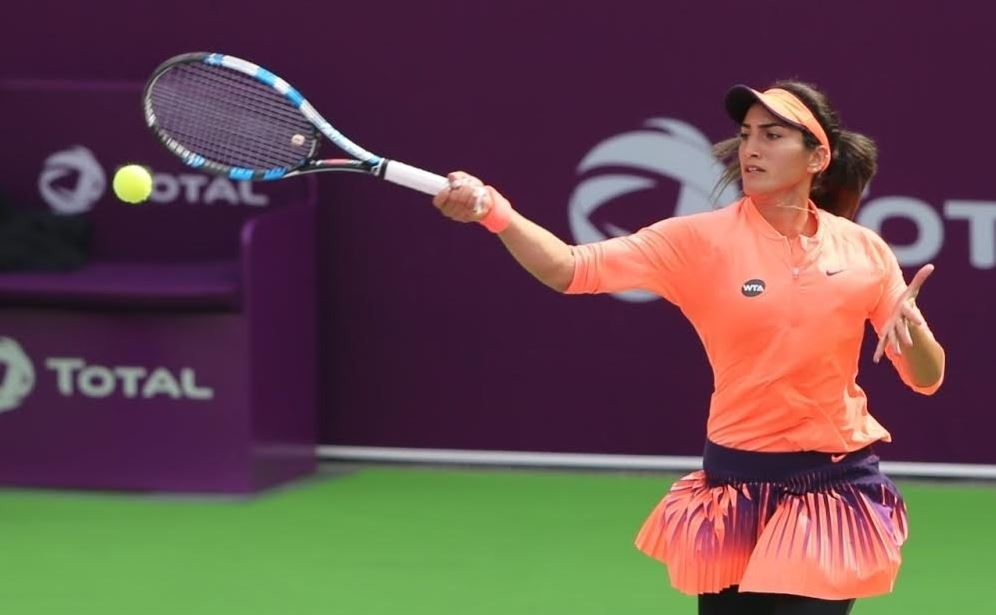 Omani tennis player quits French tournament after racism allegations