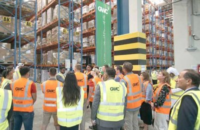 GWC welcomes US Embassy team at Logistics Village