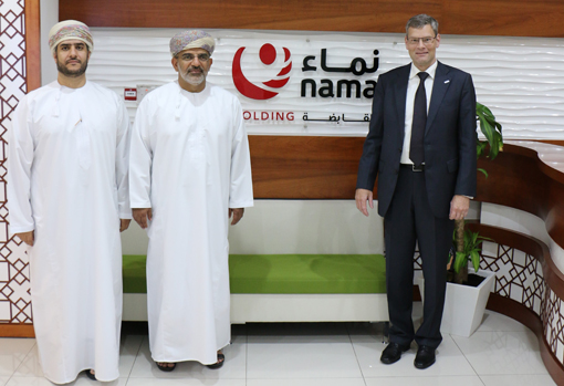 Smart metering operations launched in Oman