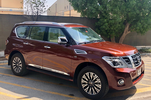 Nissan unveils latest MY19 Patrol with bold new look