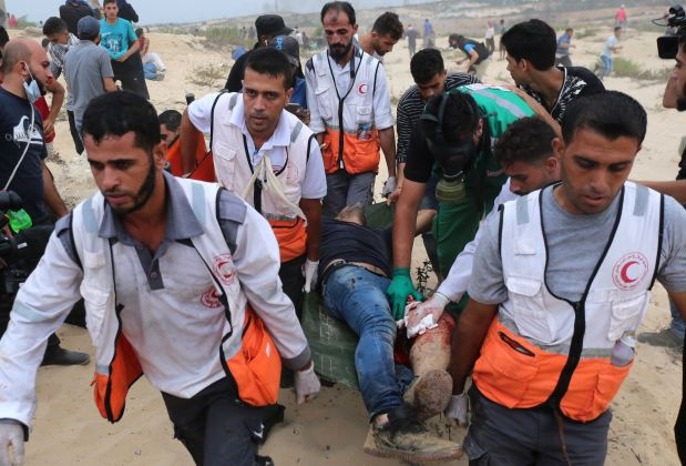 UN staff pulled out of Gaza over security concerns after job cuts