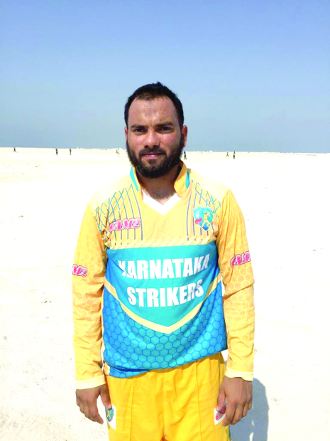 Rayab leads Strikers to seven-wicket victory