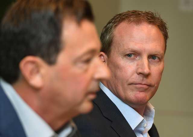 Australia board name pay war boss Roberts as new CEO