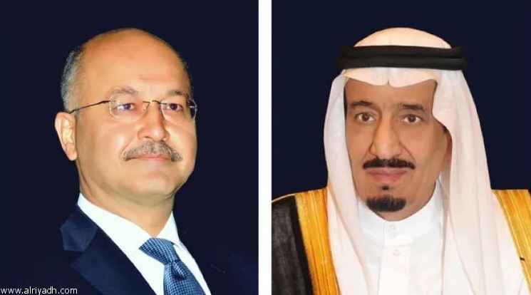Saudi king congratulates new Iraqi leaders
