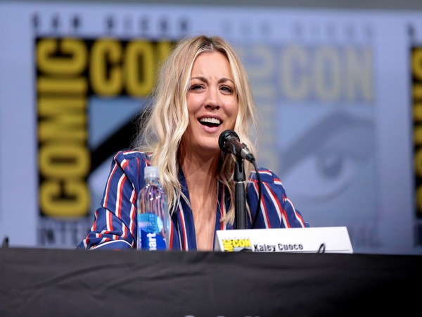 Kaley Cuoco to lend voice in 'Harley Quinn' animated series