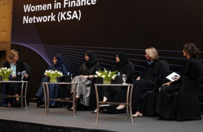 100 female financial experts attend Bloomberg Riyadh event