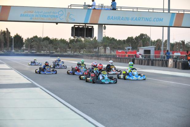 Karting sprint season begins