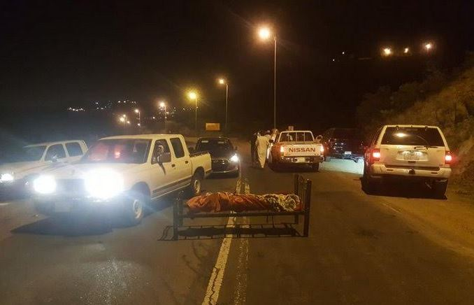 Video: Expat's body found tied to a bed in the middle of road