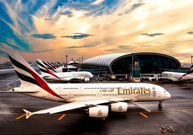 Emirates to reduce flights during Dubai airport runway closure next year