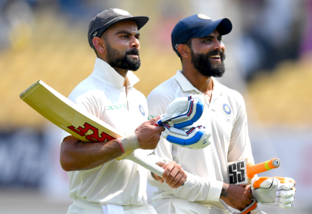 West Indies struggle as India run riot