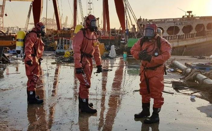 Four Asian workers found dead in Oman port tragedy